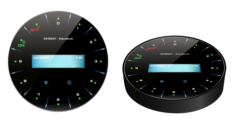 Acis SmartHome chính thức ra mắt thiết bị IoT Gateway