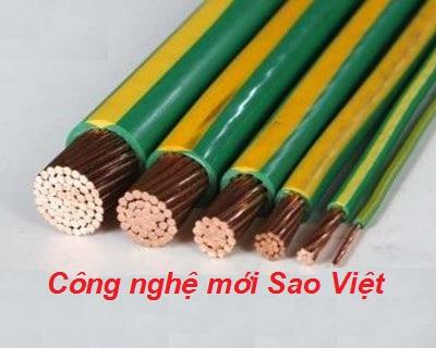 Dây Cáp Đồng Trần, Đồng Bọc M50 Chất lượng cao, Giá rẻ tại Thái Bình