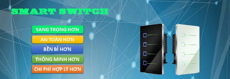 Giải pháp công tắc thông minh smart switch | nhà thông minh Acis